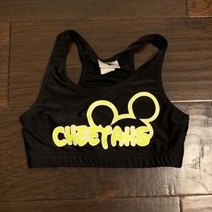 Cheetahs Worlds Sports bra 2018